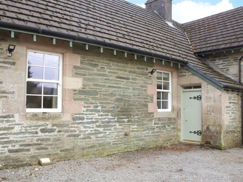 Ederline Estate - The School Room in Ford, near Lochgilphead - sleeps 2 people