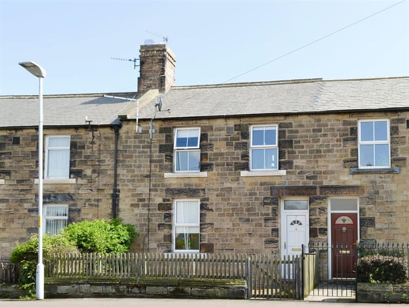 Eileens Cottage in Alnwick - sleeps 3 people