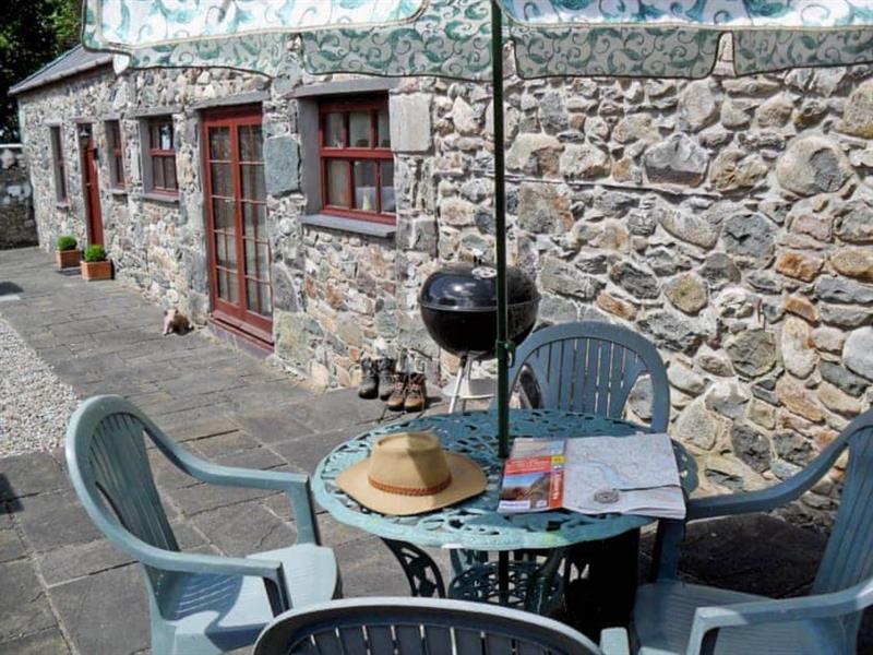Elidir Cottage in Bontnewydd, Caernarfon. - sleeps 4 people