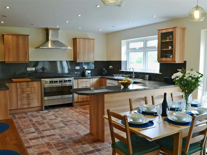 Elm Croft in Falstone, near Bellingham - sleeps 8 people