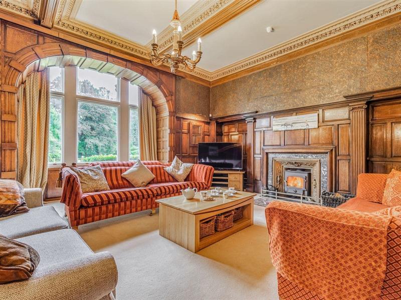 Elm Lodge in Ravenstonedale, near Kirkby Stephen - sleeps 26 people