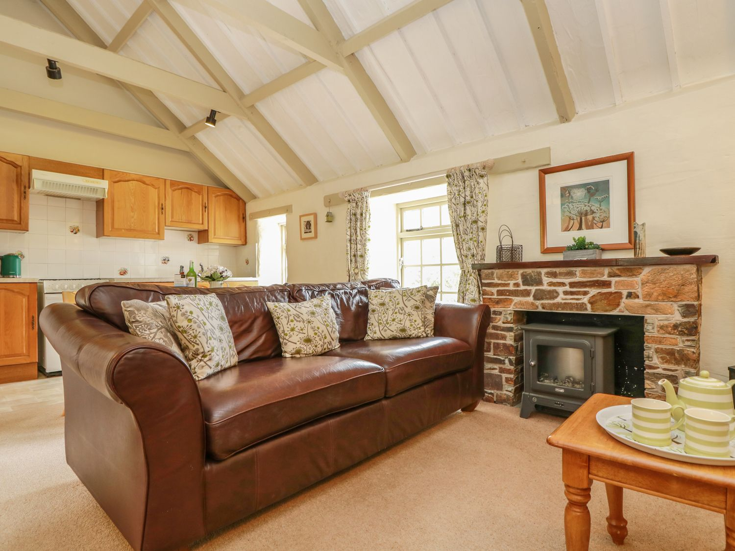 Elm in Nr Perranporth - sleeps 5 people