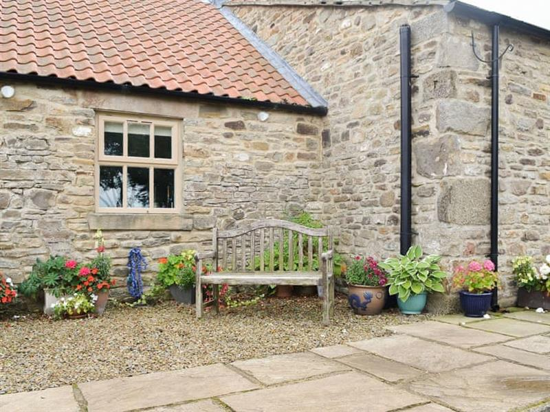Emms Hill Hideaway in Hamsterley, near Barnard Castle - sleeps 6 people