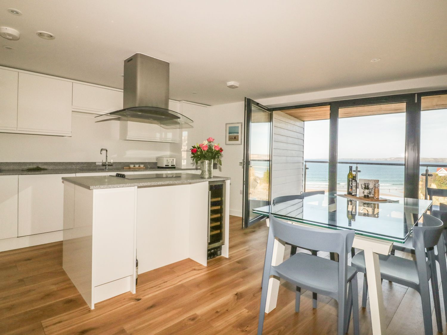 Enys Gwel in Newquay - sleeps 4 people