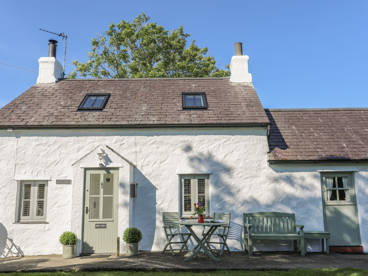 Erw Ddu - Tyn y Gongl in Tyn y Gongl - sleeps 4 people