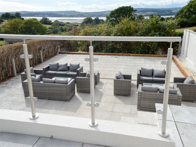 Estuary View in Exmouth - sleeps 10 people