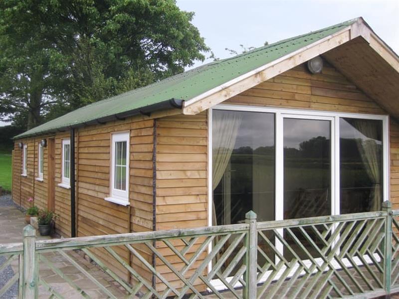 Fernbank - Fernbank Lodge in Cabus, near Garstang - sleeps 2 people
