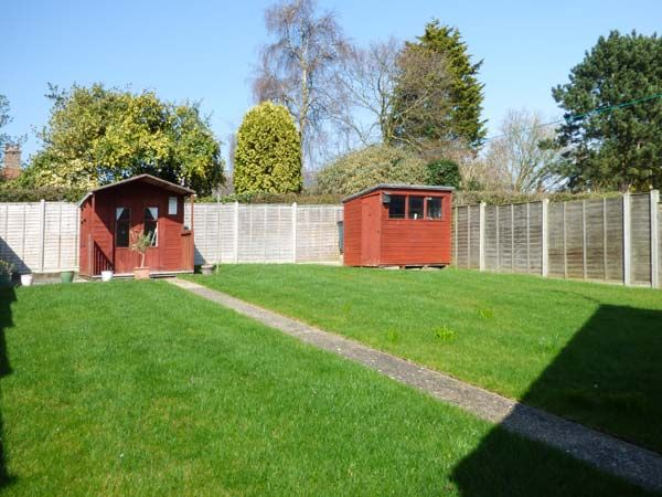 Ferndown Cottage in Westleton near Saxmundham - sleeps 4 people