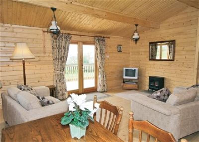 Field Lodge in Burton-On-Trent - sleeps 4 people