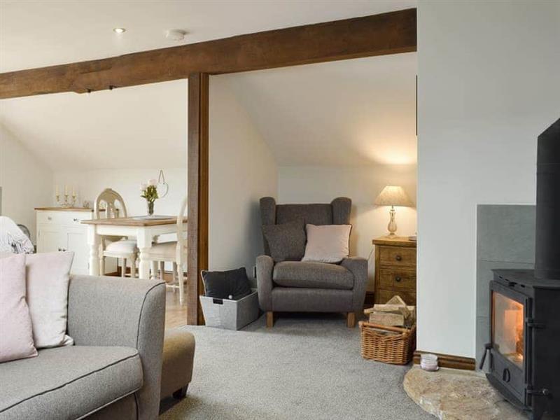 Fields Farm Apartment in Peak Forest, near Buxton - sleeps 2 people
