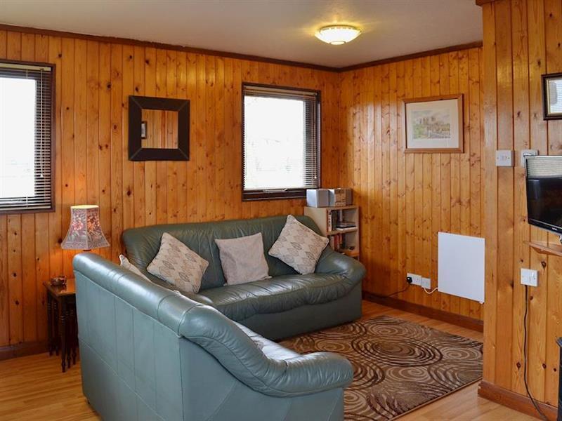 Finch Lodge in York - sleeps 4 people