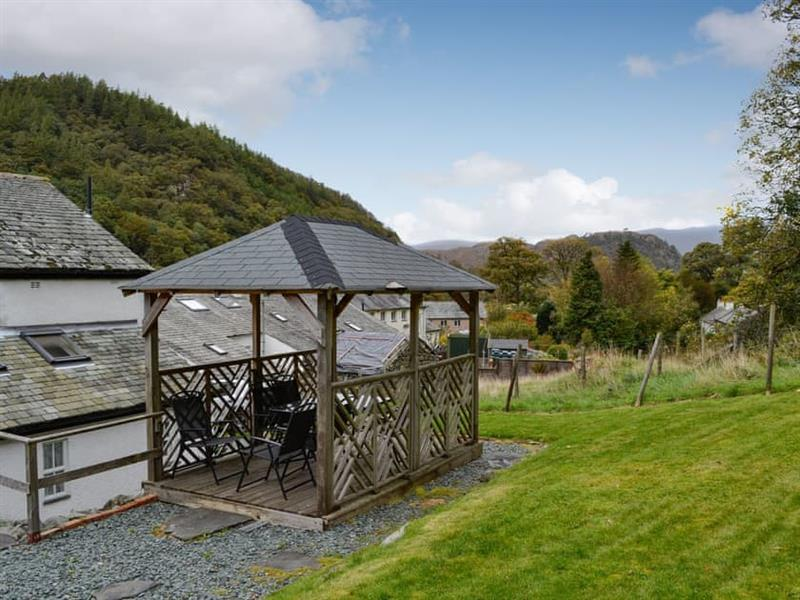 Fisher Place in Thirlmere, near Keswick - sleeps 6 people