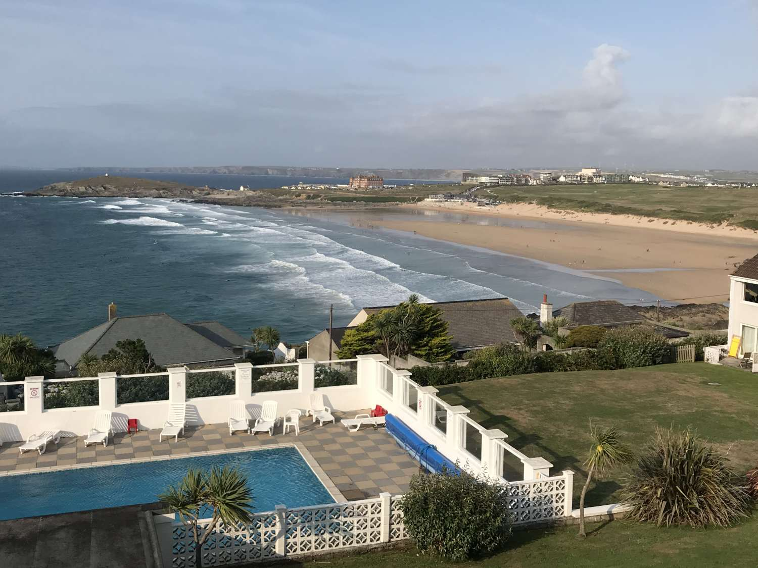 Fistral Surf in Newquay - sleeps 4 people
