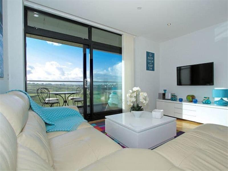 Fistral View in 10 Pearl - sleeps 4 people