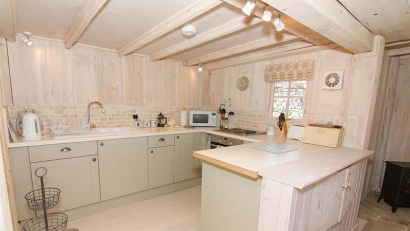 Flagstaff Garden House in Burnham Overy Staithe near Kings Lynn - sleeps 2 people