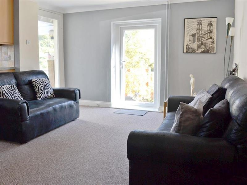 Flat 1 in Bournemouth - sleeps 2 people