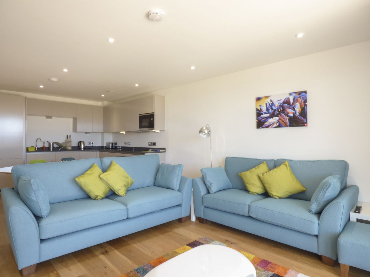 Flat 1, One Lusty Glaze in Newquay - sleeps 4 people