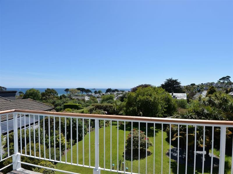 Florizel in Falmouth - sleeps 2 people
