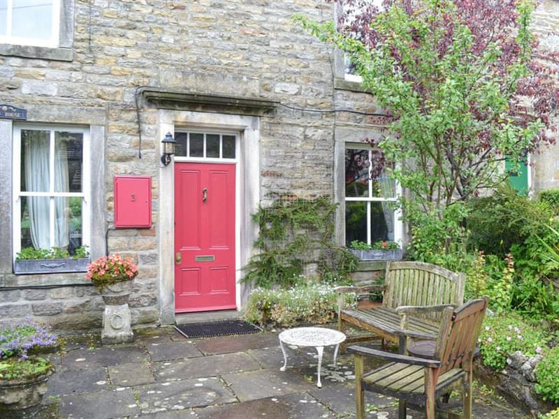 Fold House in Grassington, Yorkshire - sleeps 6 people