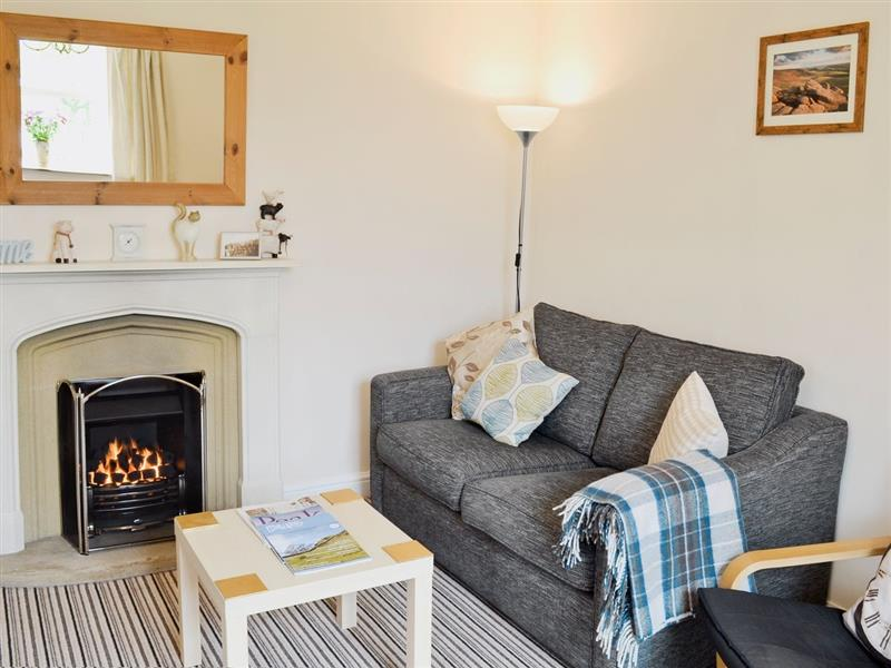 Forest View in Peak Forest, nr. Buxton - sleeps 3 people