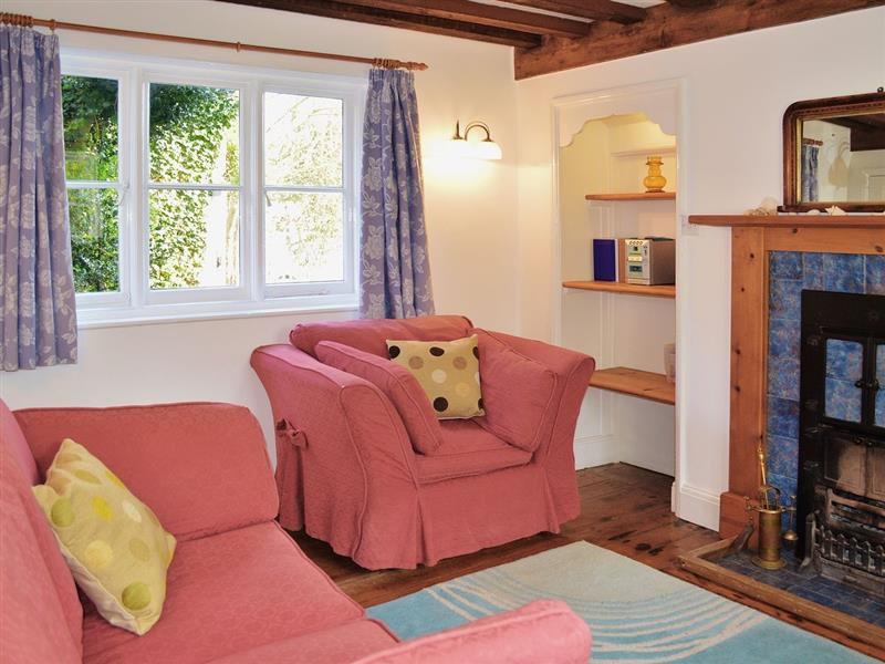 Forge Cottage in Stiffkey, Norfolk. - sleeps 4 people