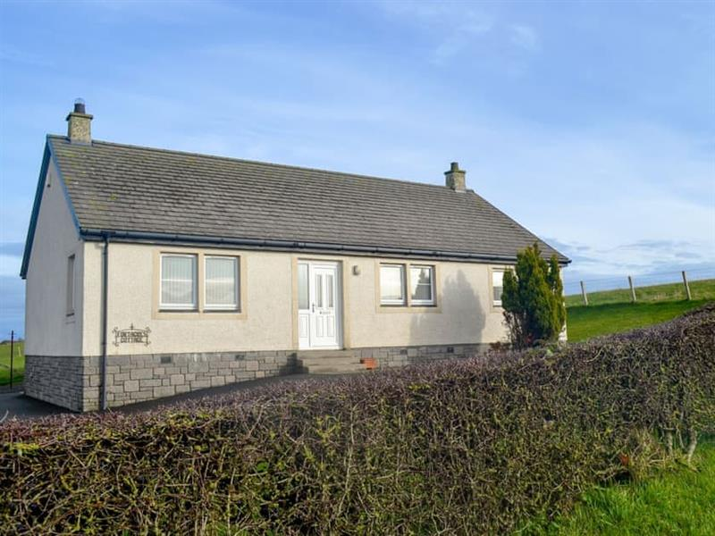 Fortacres Cottage in Gatehead, near Tilmarnock - sleeps 6 people