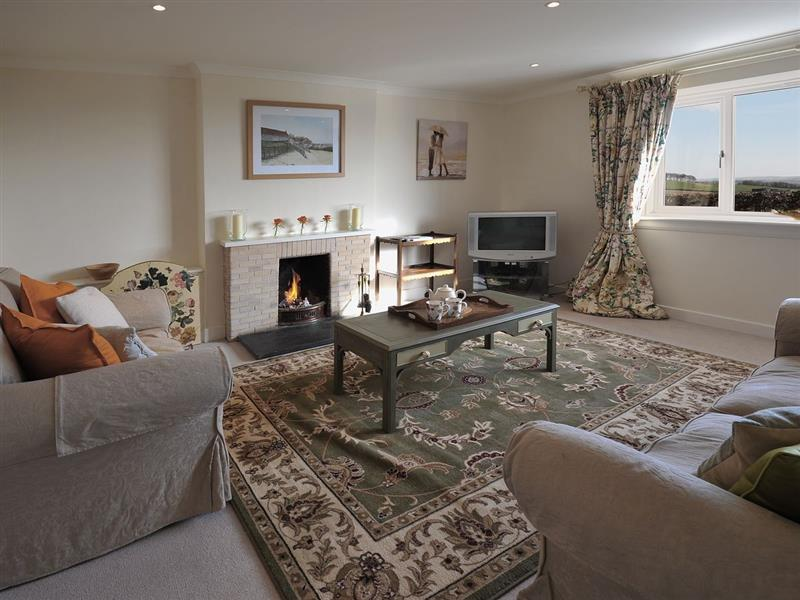 Foulden Hill Farm Cottage in Berwick-Upon-Tweed - sleeps 4 people