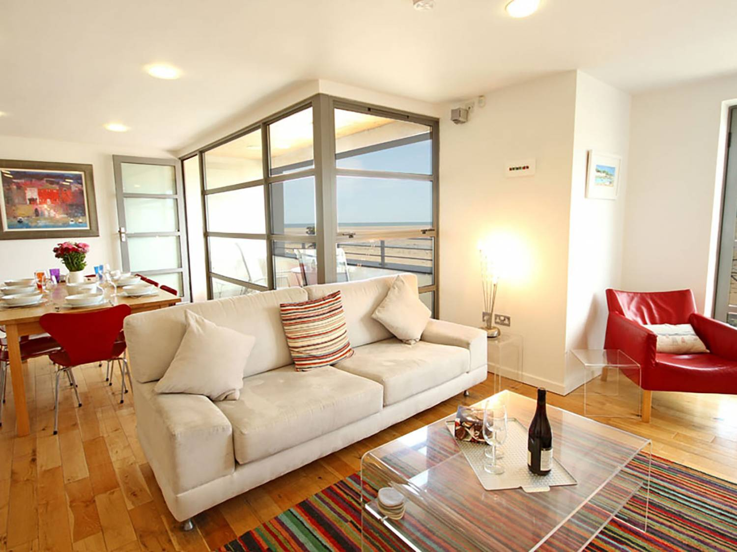 Four The Quay in Red Wharf Bay - sleeps 8 people