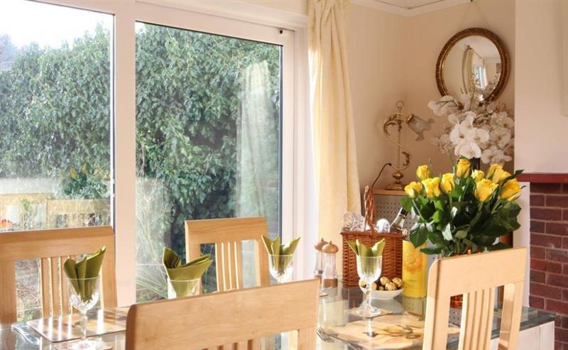 Four Winds in Alresford - sleeps 5 people