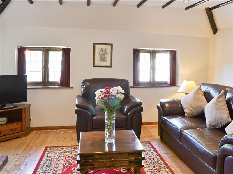 Fox Cottage in Jevington, nr. Eastbourne - sleeps 2 people