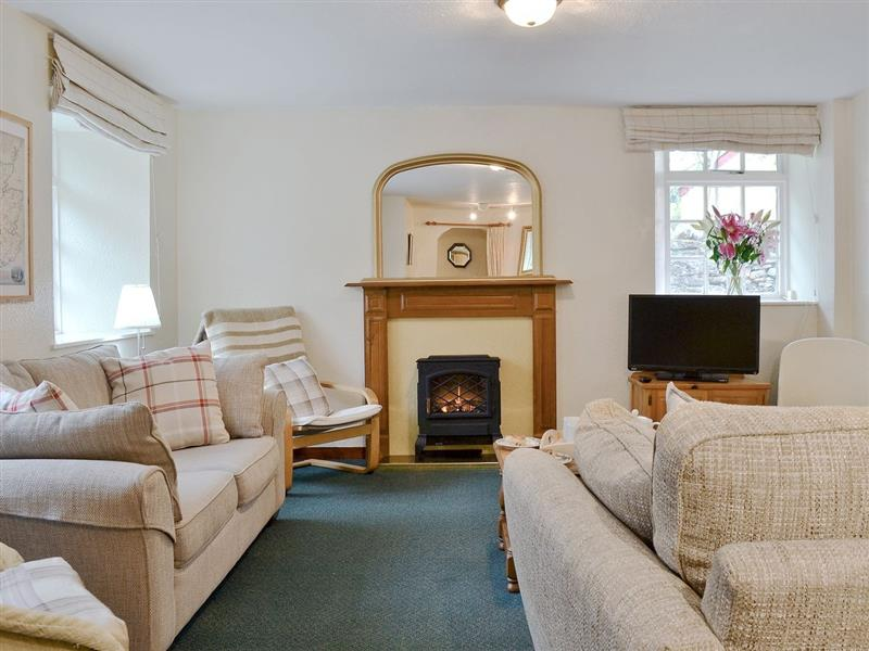 Foxlands Cottage in Aberfeldy, Perthshire. - sleeps 5 people