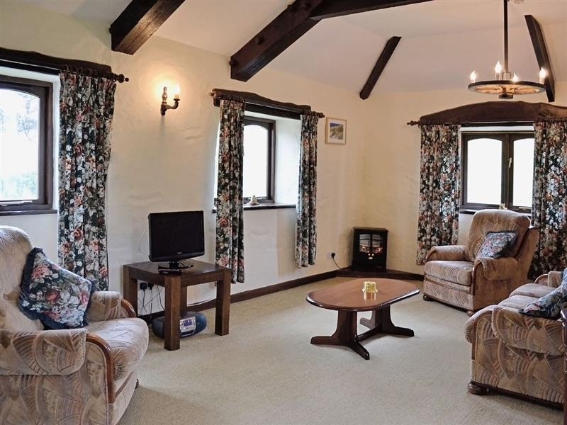 Friesian Valley Cottages - Beech Barn in Mawla, nr. Porthtowan - sleeps 4 people