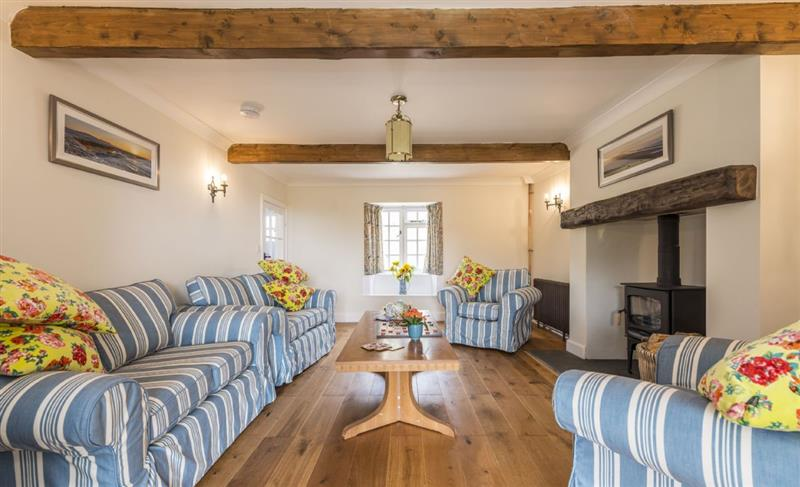 Frog by the Sea Cottage in Chideock - sleeps 6 people
