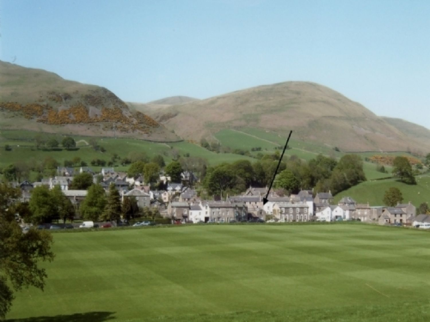 Frostrow View in Sedbergh - sleeps 4 people