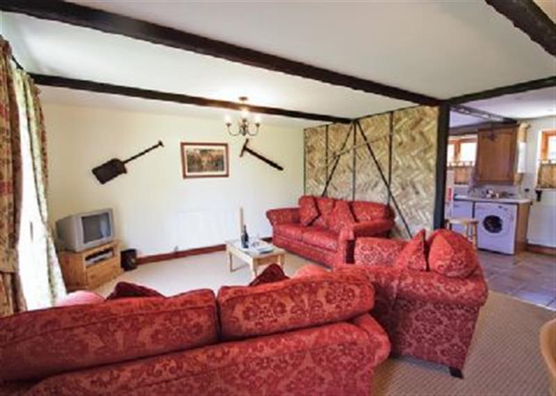Gable Barn in King's Lynn - sleeps 6 people