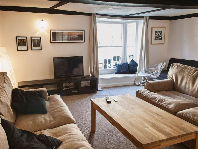 Gallery Apartment in Rye - sleeps 4 people