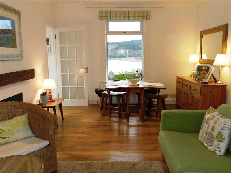 Gask Cottage in Lamlash, Isle of Arran - sleeps 8 people