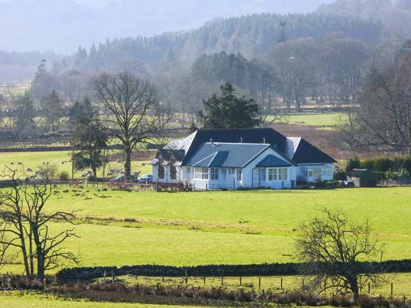 Ghleanna Beag (Small Glen) in Kilmartin near Lochgilphead - sleeps 4 people