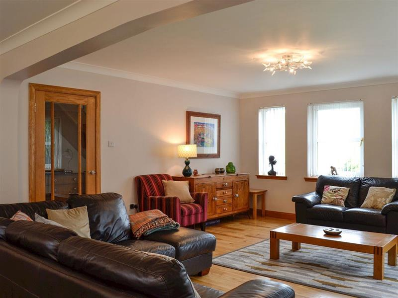 Glencroft in Portpatrick, near Stranraer, Dumfries and Galloway - sleeps 4 people