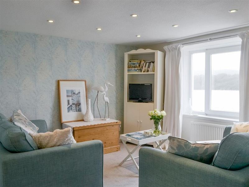 Glendower Apartment in Kippford, near Dalbeattie, Dumfries and Galloway - sleeps 2 people