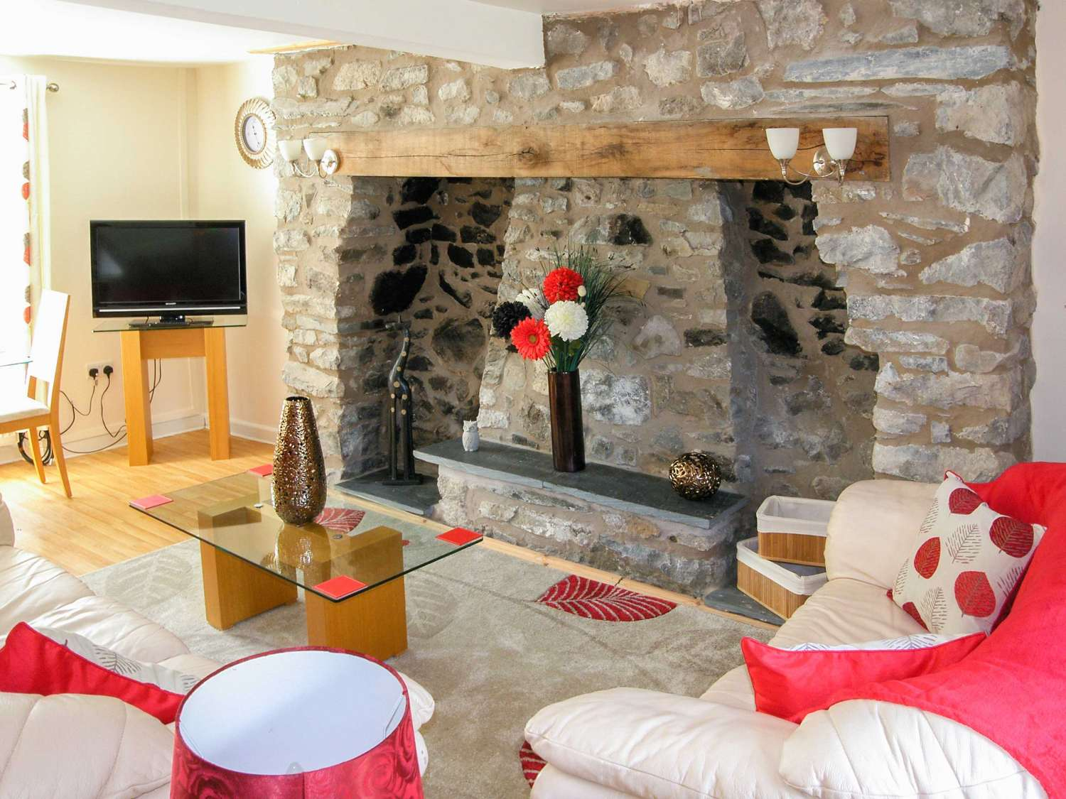 Gloucester House in Llangynog - sleeps 4 people
