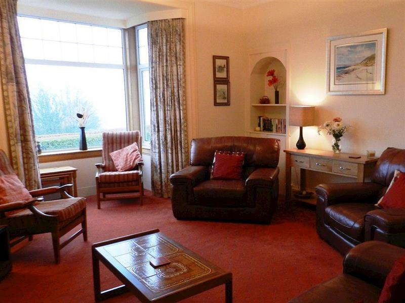Goatfell View in Brodick, Isle of Arran - sleeps 8 people