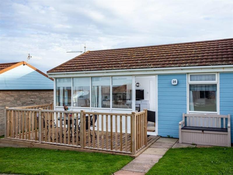 Golden Bay Holiday Village - Beach Cottage 24 in Westward Ho! - sleeps 4 people