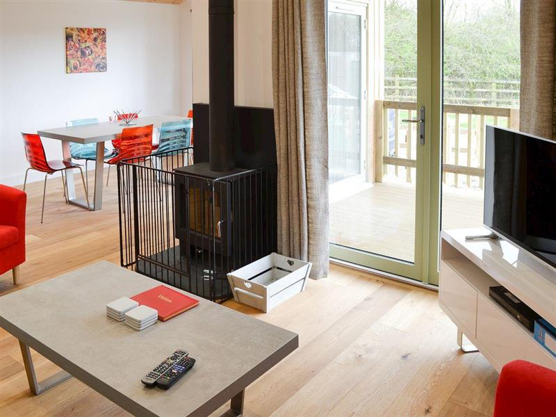 Golden Eagle Lodge in St Columb, near Padstow - sleeps 6 people