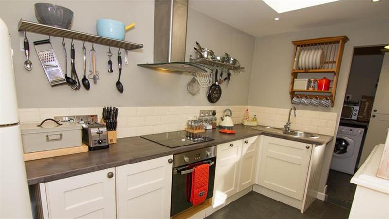 Goose Cottage in Titchwell near Kings Lynn - sleeps 4 people