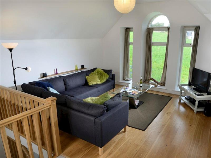 Green Brae Barn in Blackwaterfoot, Isle of Arran - sleeps 6 people