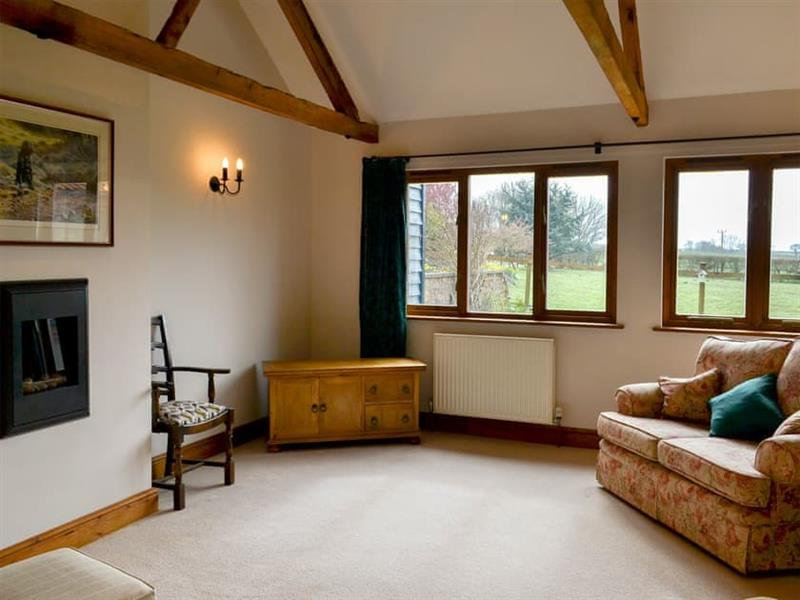 Greenacre Barn in Swaffam, near Dereham - sleeps 8 people
