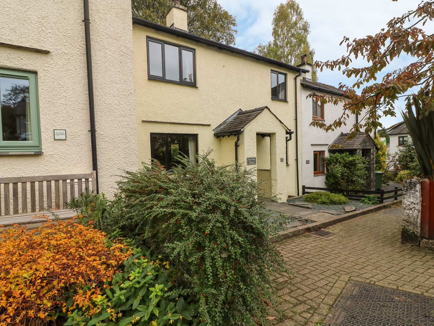 Greenbeck Cottage in Coniston - sleeps 5 people