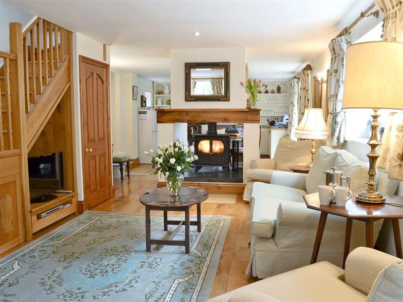 Groom's Cottage in Webbery, Nr Bideford, North Devon. - sleeps 4 people