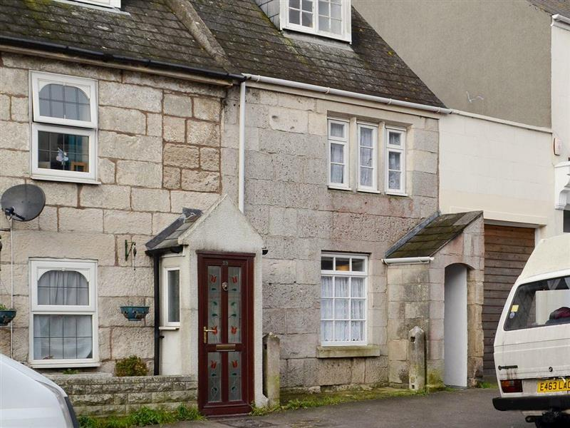 Guillemot Cottage in Portland, near Weymouth, Dorset - sleeps 4 people